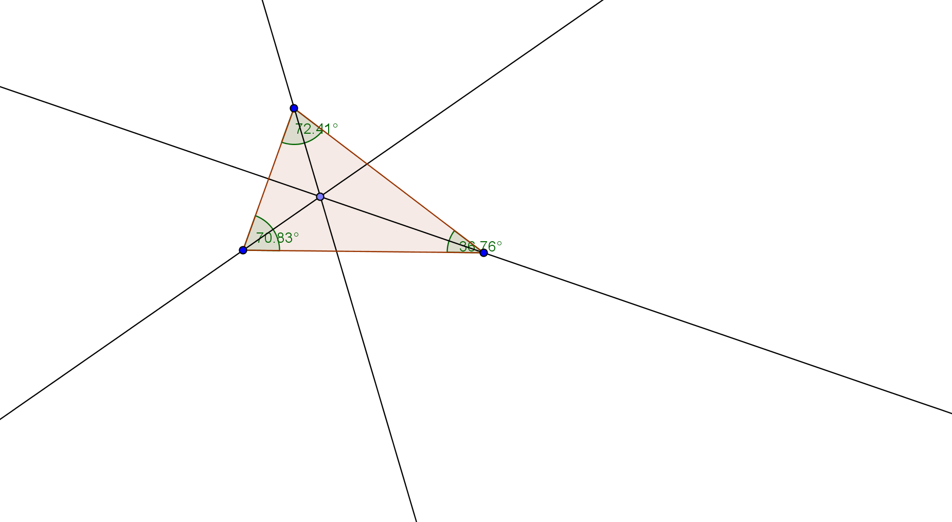 equiangular scalene triangle - photo #22