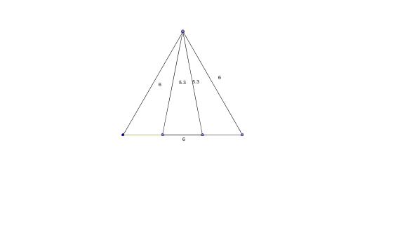 Congruent Triangles In Bridges Of congruent triangles.