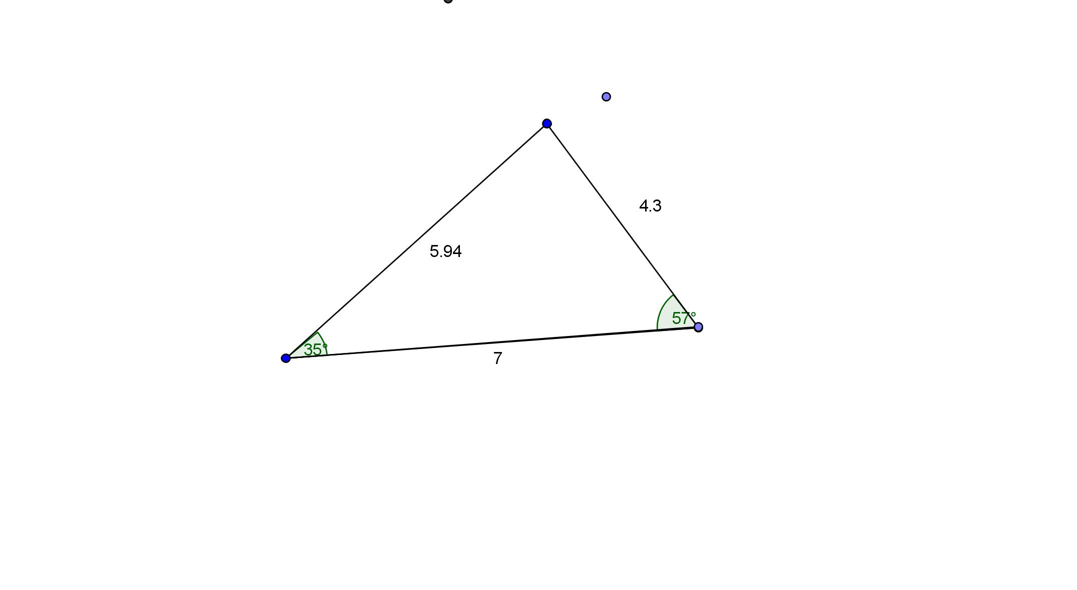 Congruent Triangles In Bridges Three different triangles
